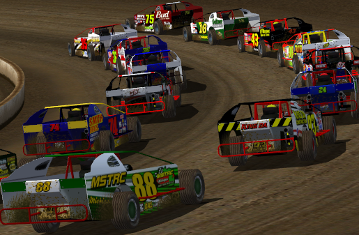 DIRTcar Modifieds